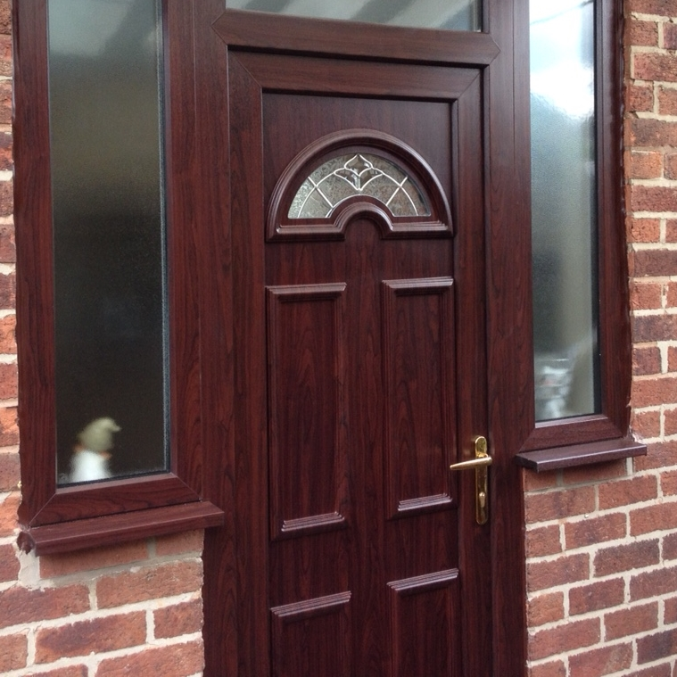 uPVC doors by Don Valley Windows