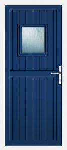 Torringdon glass Blue